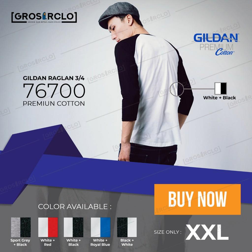 Kaos Polos Gildan Softstyle 63000 Import Original S M L Xl Murah Size Xxl  Jakarta Shopee Indonesia