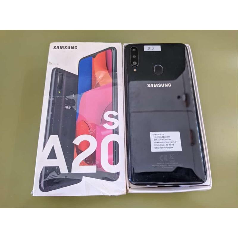SAMSUNG A30s RAM 4/64 GB , SAMSUNG A20s & SAMSUNG A20&M20 RAM 3/32 GB GARANSI RESMI SAMSUNG HP (SECOND)