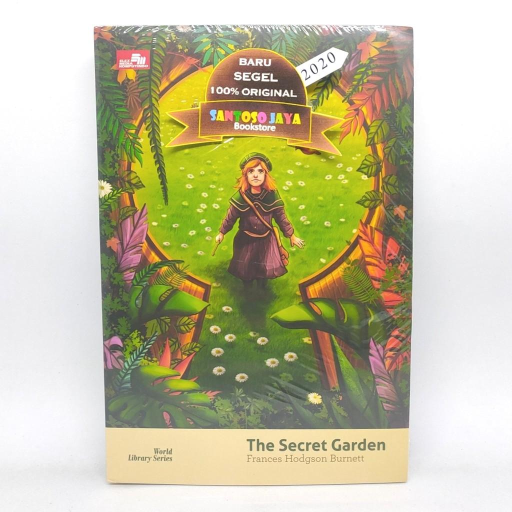 The Secret Garden By Frances Hodgson Burnett Shopee Indonesia