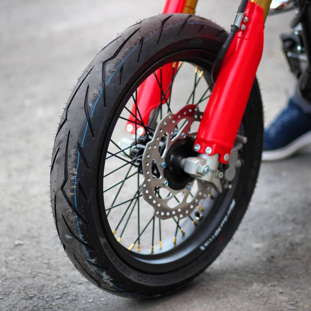 Ban Pirelli Diablo Rosso Sport 110 70 17 Dan 130 70 17 Shopee Indonesia