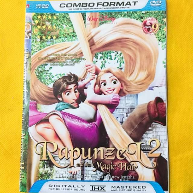 Terlaris Dvd Film Anak Rapunzel 2 And The Magic Hair Shopee Indonesia