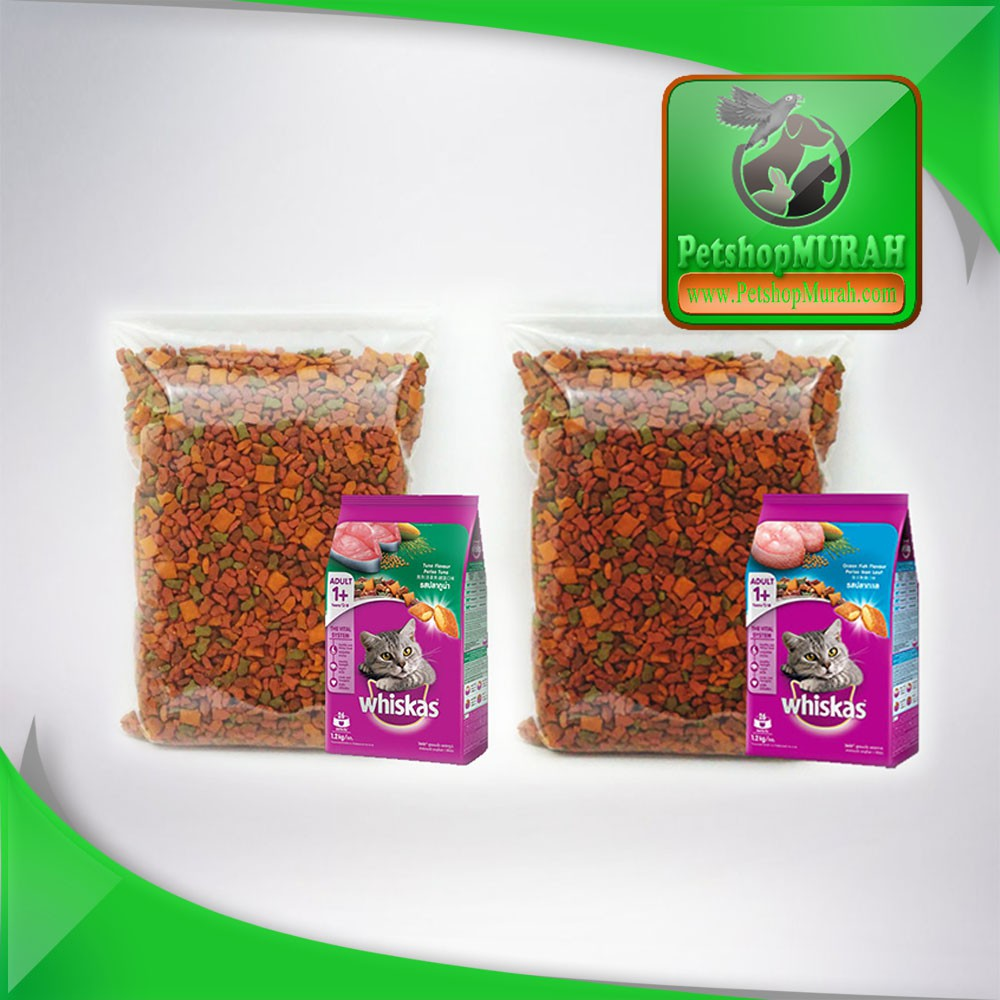 Cat Food Makanan Kucing Whiskas Adult Ocean Fish 7 Kg Shopee Dry 12kg Kering Rasa Grilled Saba Indonesia