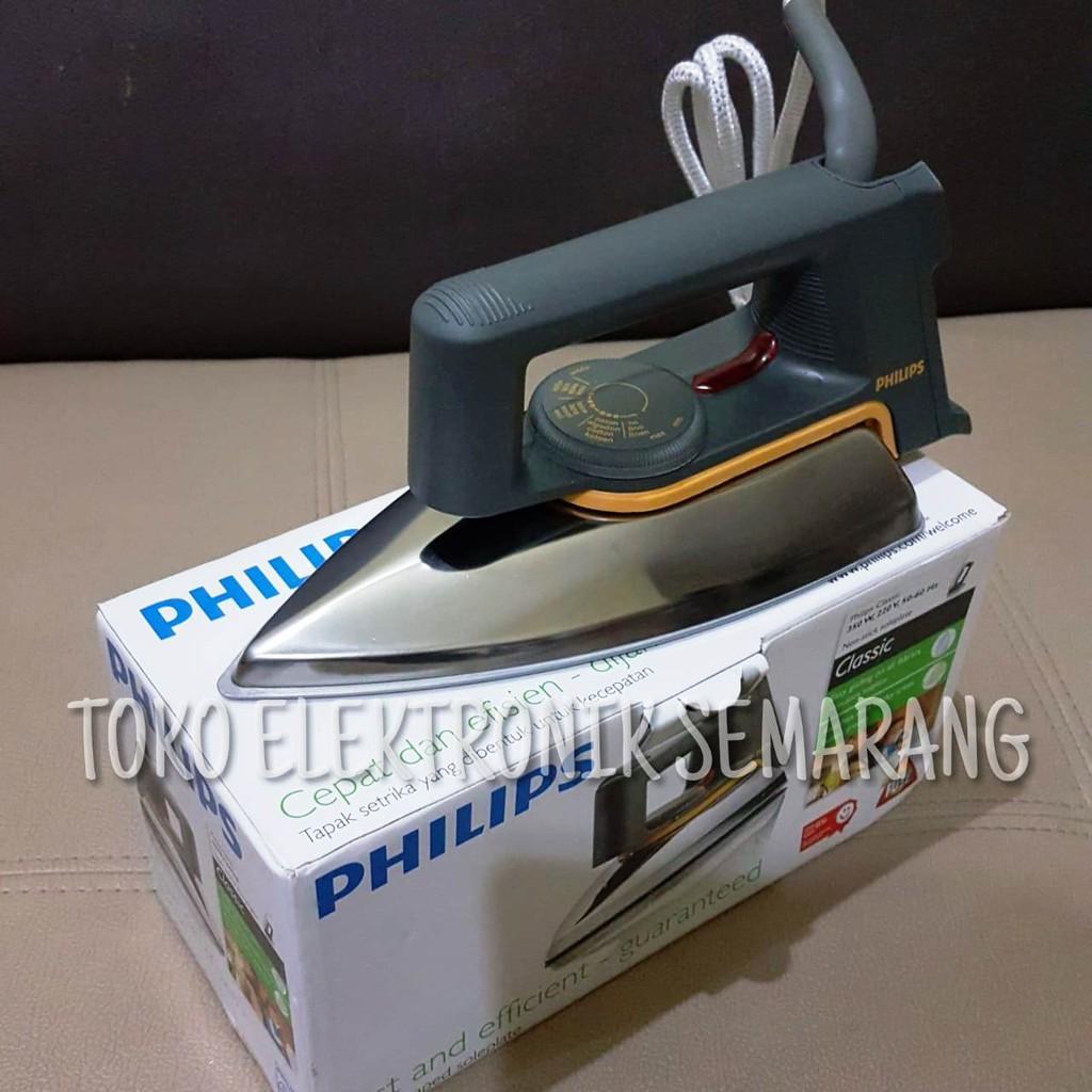 Up To 56 Discount From Toko Elektronik Semarang Setrika Philip 1172 Listrik Philips Dry Iron Classic Gosend Grab Sem