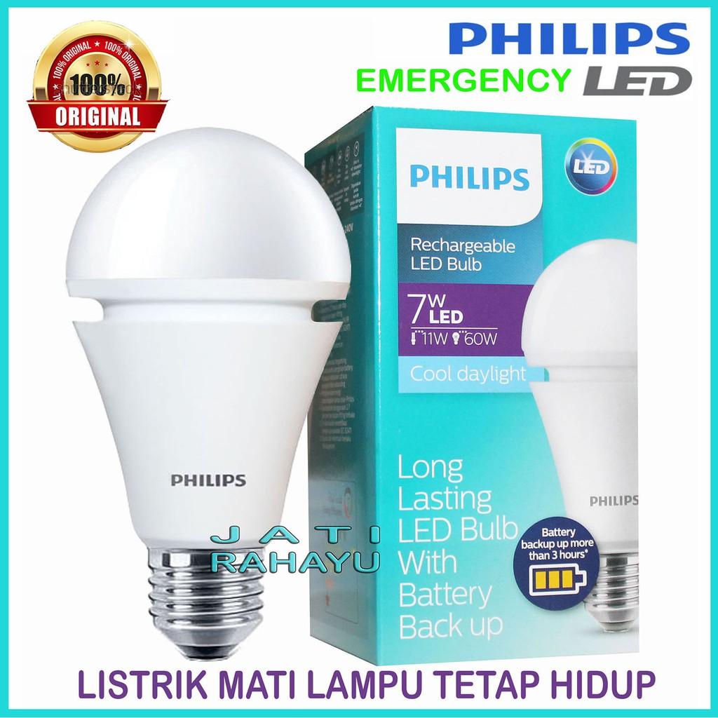 Lampu Led Emergency Philips 10 Watt