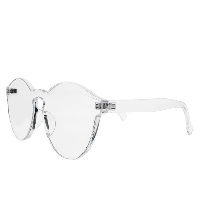 Kacamata Pelindung Matahari dengan Model Cermin dan Bahan Logam Bergaya  Retro untuk Wanita UV400  722234df26
