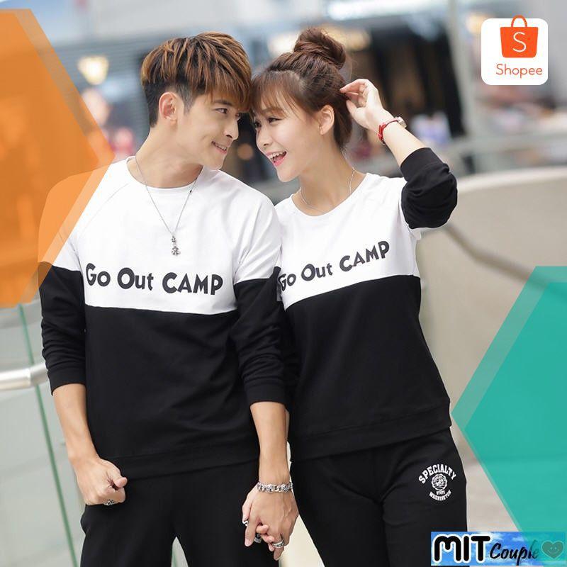 84 Gaya Baju Couple Buat Pacar Paling Unik