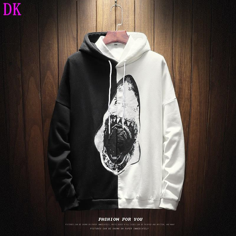 2018 baru musim gugur leher bulat pullover sweater versi Korea dari tren siswa l | Shopee Indonesia