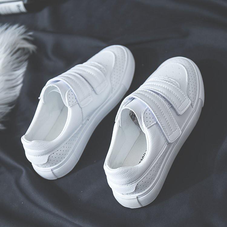Gadis bernapas sepatu jala tinggi 2018 musim gugur sepatu tunggal versi Korea de | Shopee Indonesia