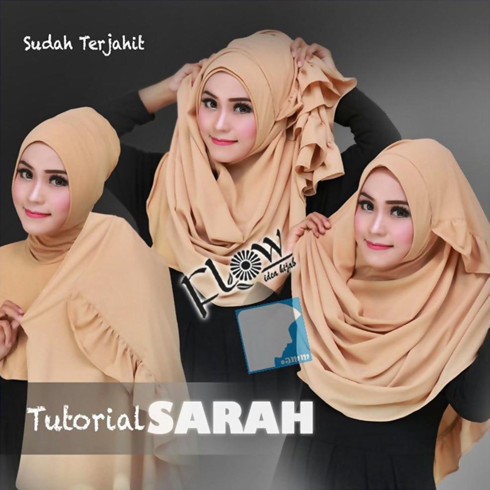 PROMO Hijab/Jilbab Instant Sarah > Kerudung Model Terbaru > Kerudung Modern  > Kerudung Termurah