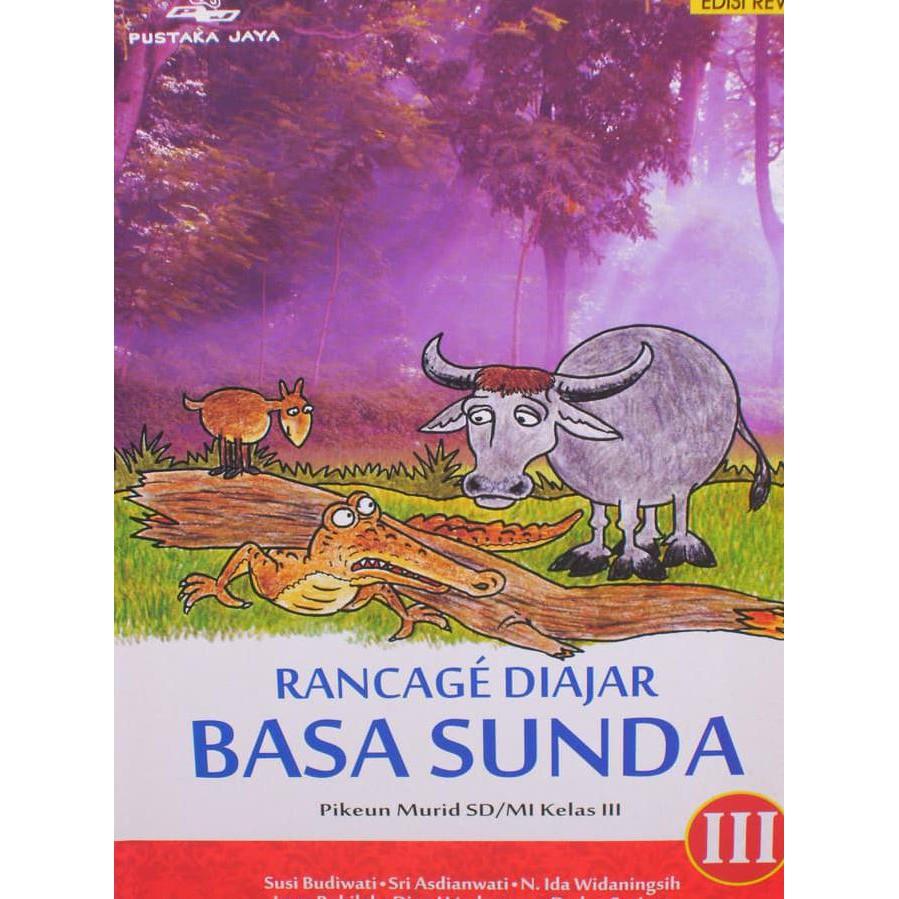 Buku Bahasa Sunda Sd Kurikulum 2013 Revisi 2017 Ilmusosial Id