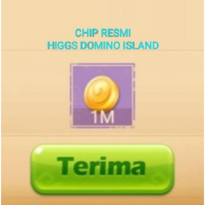 CHIP RESMI HIGGS DOMINO ISLAND AGEN RESMI HIGGS DOMINO MURAH