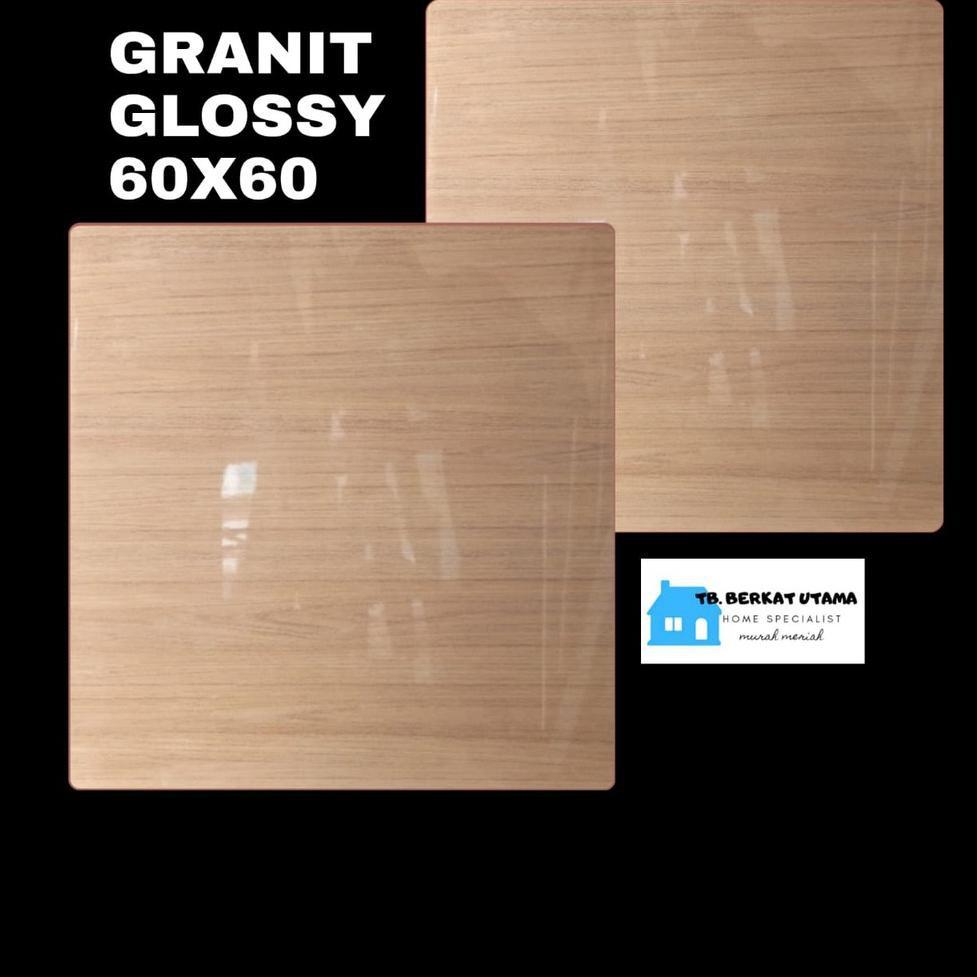 Terbaru dan terlaris GRANIT GLOSSY 60X60 MOTIF KAYU WOOD HABITAT - GRANIT LANTAI , GRANIT DINDING, G