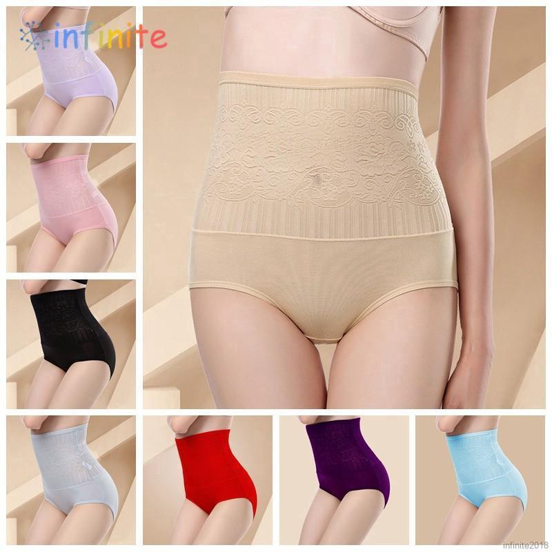 Bayar Di Tempat  Celana Dalam Seamless Model Boxer Slim Bahan Katun  Crochet untuk Wanita  90e39eed3d