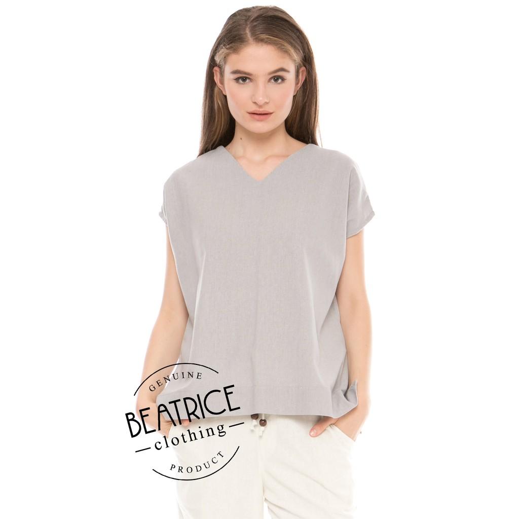 Fashion Beatrice Clothing Daftar Harga Mukena Tatuis Tiara 320 Grey November 2018