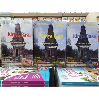 Buku Bahasa Daerah Jawa Timur Kirtya Basa Smp Kelas 9 Shopee Indonesia