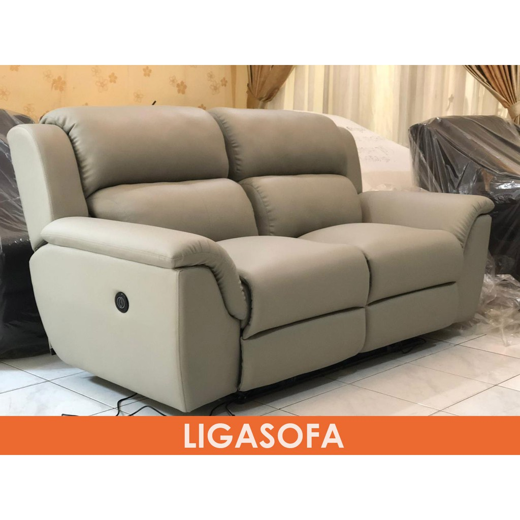 Sofa Reclining Type Pogba Elektrik Merk
