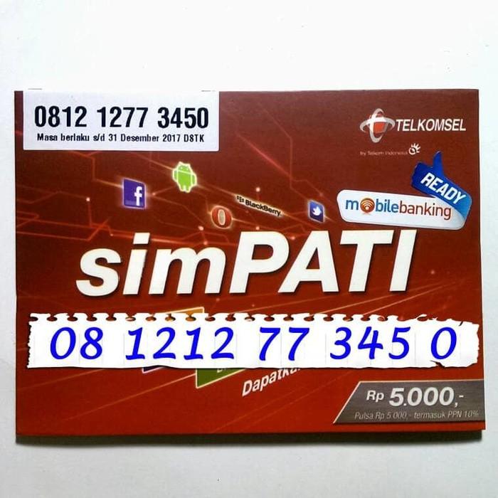 Perdana Simpati Nomor Cantik Kartu AS Puas ABAB KWARTET 0852 5555 | Shopee Indonesia
