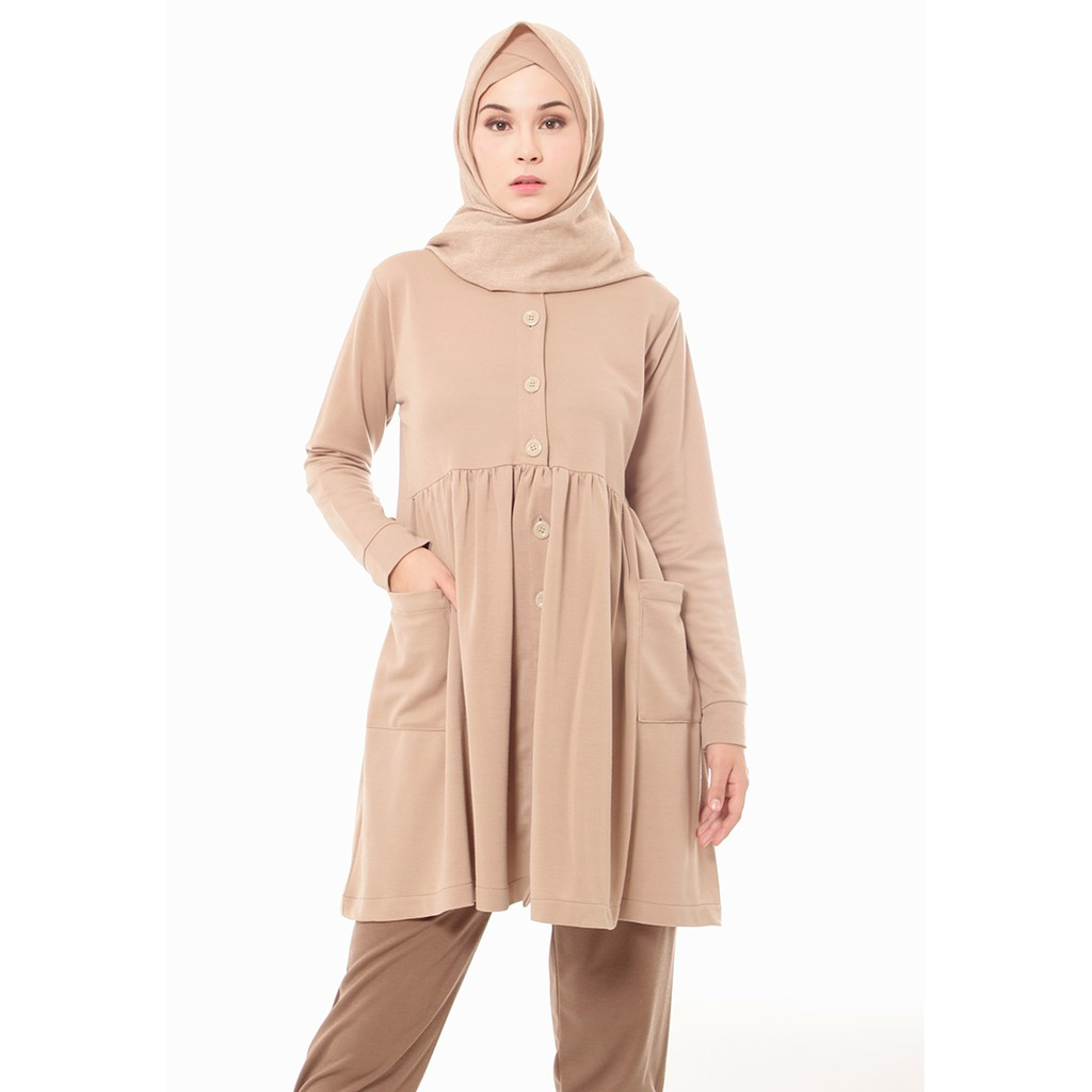 Moana Double Pocket Tunic By Mybamus Official For Flashsale  650d600861