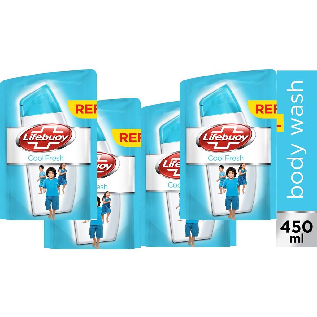 Lux Sakura Bloom Sabun Cair Refill 450ml Shopee Indonesia Body Wash Twin Pack