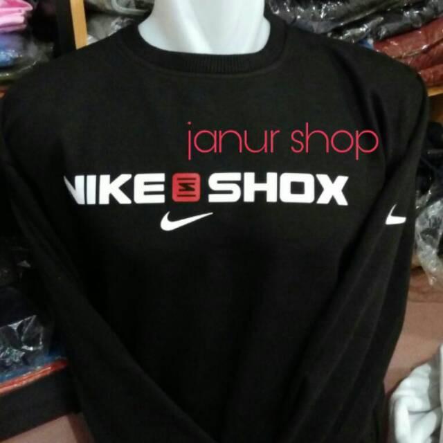 Sweater Nike SHOX Terlaris Terjangkau