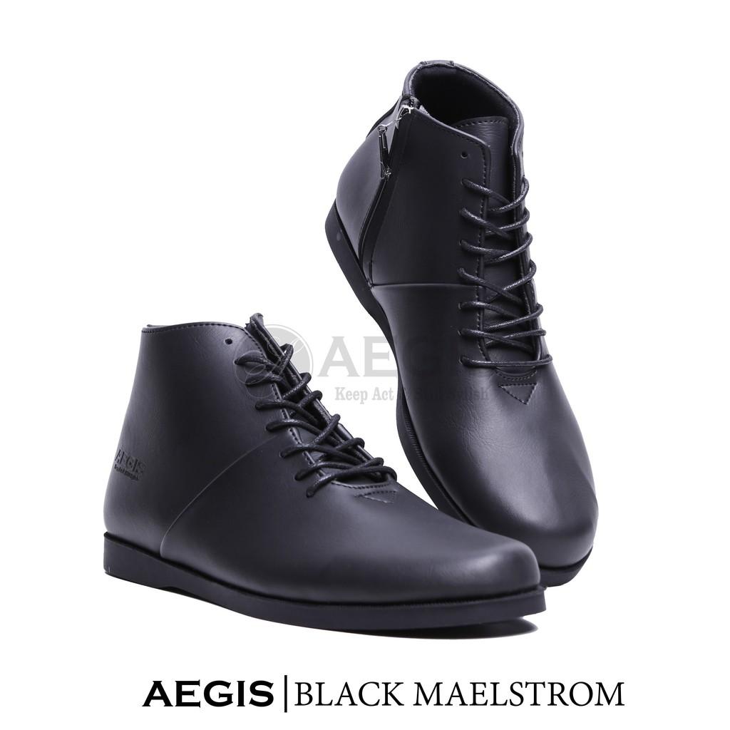 Aegis - Maelstrom Exclusive Sepatu Boots Pria Original 4a49f0160e