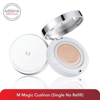 Missha M Magic Cushion SPF50+ PA+++ (Tanpa Refill) - Ramadhan Sale thumbnail