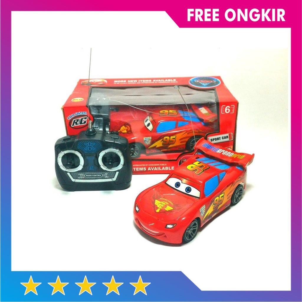 Jual Rc Mobil Cars Sport Car Mcqueen Murah Shopee Indonesia