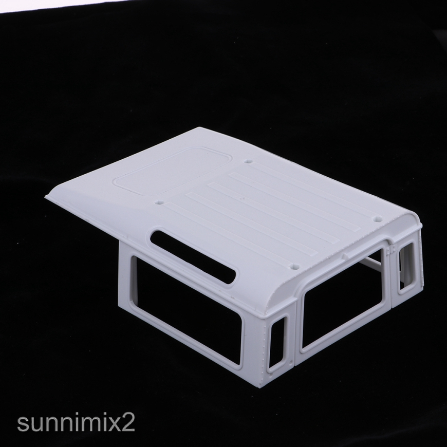 Plastic Car Roof Body Accs For 1 12 Mn90 D90 Rc Pickup Truck Diy