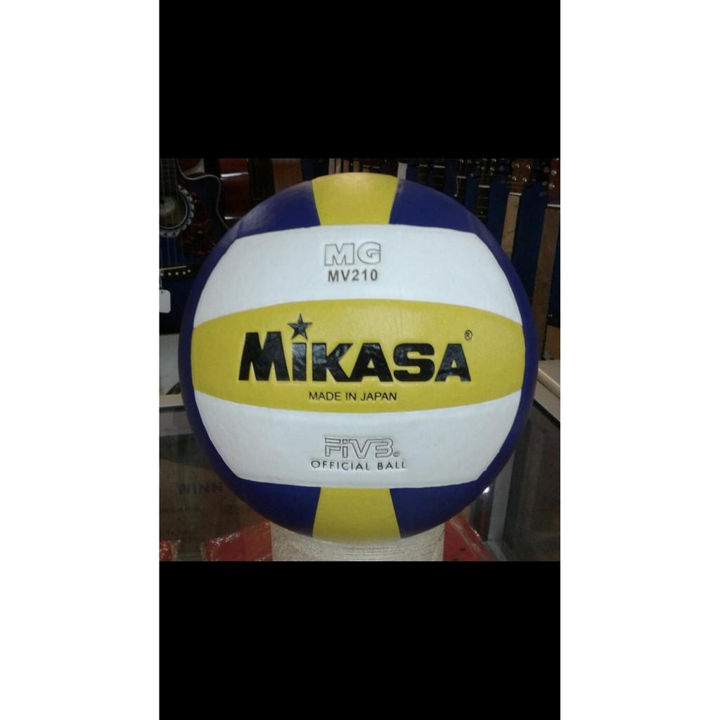 Bola Voli Volly Volley Mikasa 330 Import Shopee Indonesia Net