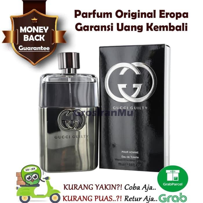 6518cb531 BIG SALE PARFUM LUXURY PRIA FM 198 - GUCCI POUR HOMME ~ ORIGINAL IMPORT  EROPA | Shopee Indonesia