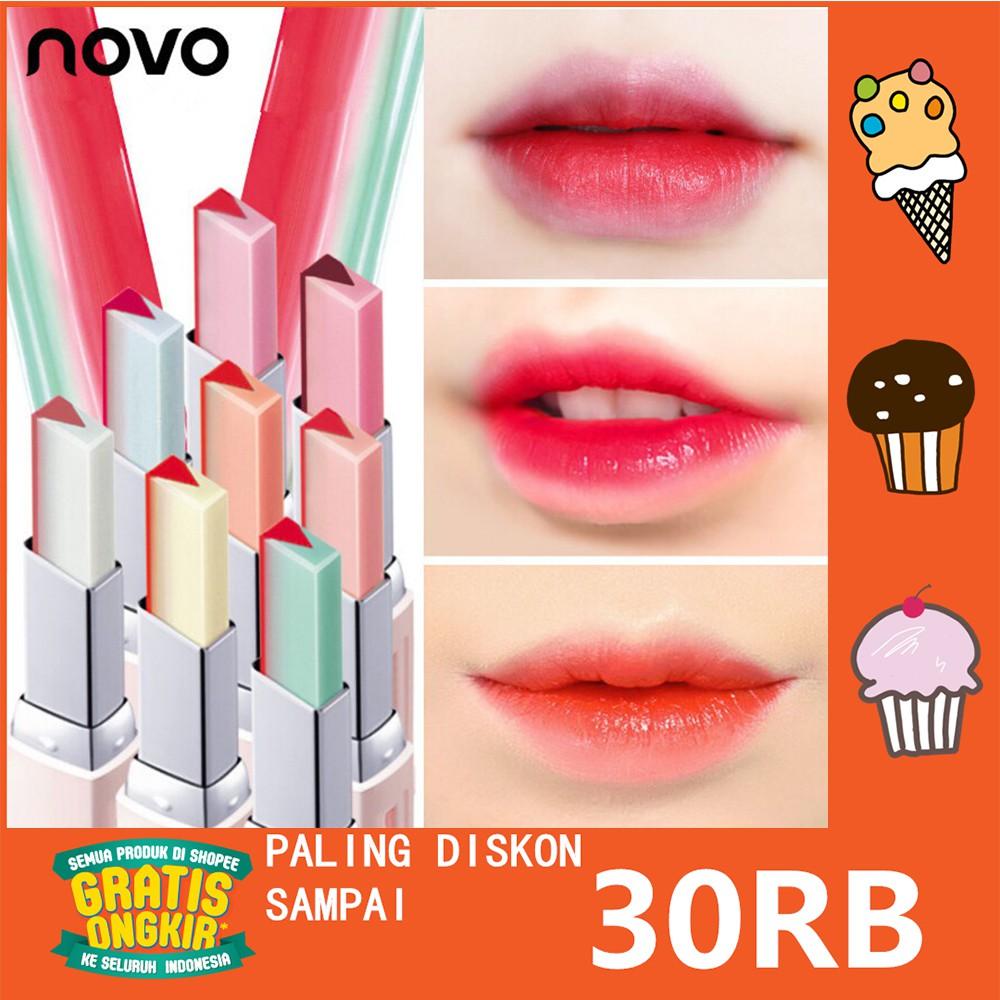 Original Inez Color Contour Plus Lipstick Halal Lipstik Warna Riviera Blush Lengkap Shopee Indonesia