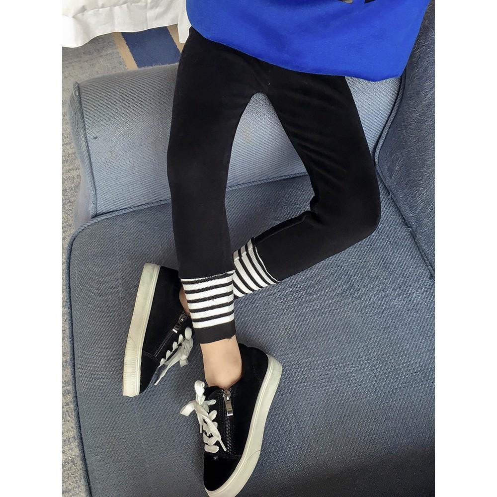 Celana Legging Panjang Model Ketat Elastis Gaya Korea Untuk Anak Perempuan Shopee Indonesia