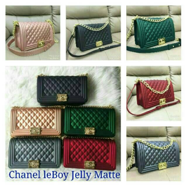 Tas jelly matte fashion  tas wanita  tas import  c66d485fb4