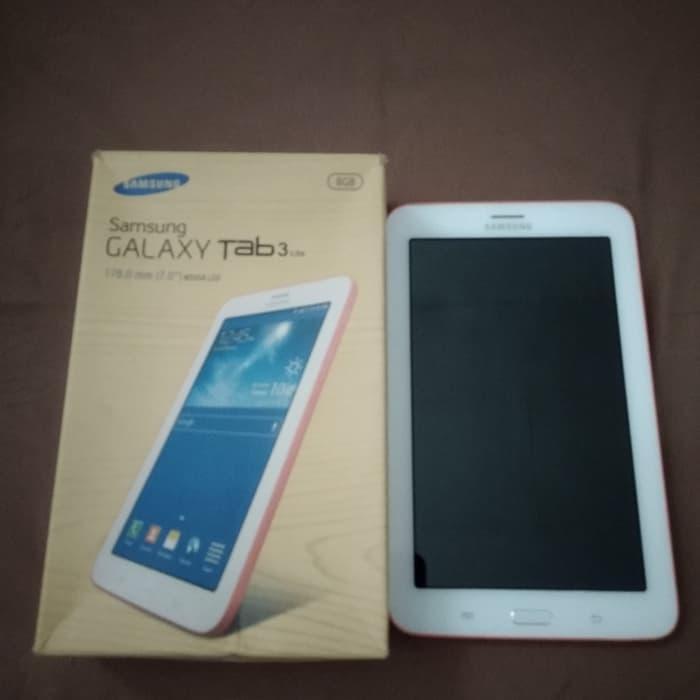 [Tablet Second] Samsung Galaxy Tab 3 Lite 8GB Mulus Tab Bekas
