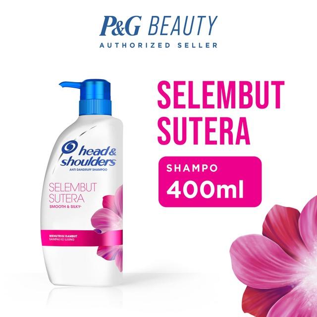 Head & Shoulders Shampoo Smooth & Silky 400 ml
