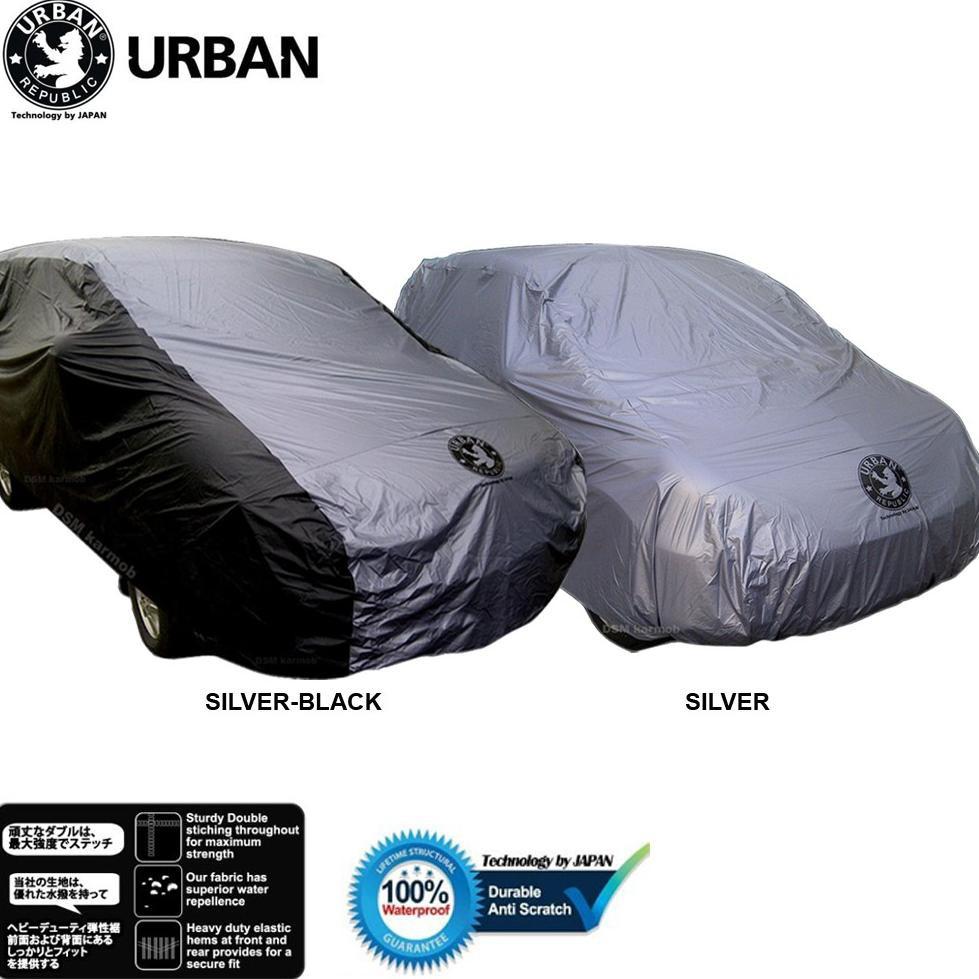 Urban / Cover Mobil Suzuki Ertiga (<2017) / Aksesoris Mobil Ertiga / Selimut Mobil Ertiga / DSM (KOD