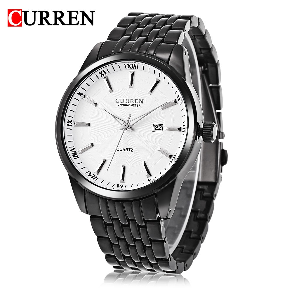 Yazole 296 Stainless Steel Band Analog Quartz Watch Shopee Indonesia Jam Tangan Pria Original Business Watches Black Dial