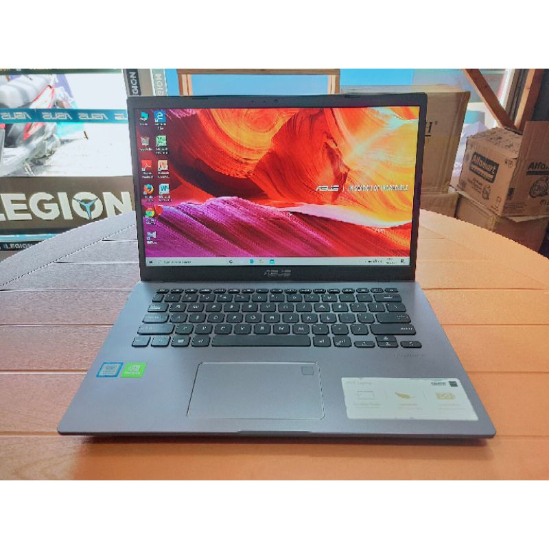 Laptop ASUS A409FJ Core i5-8265U / Ram 8GB / SSD 512GB / VGA NVIDIA