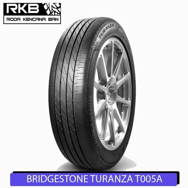 Bridgestone Turanza T005A 215 60 R16 Ban Mobil