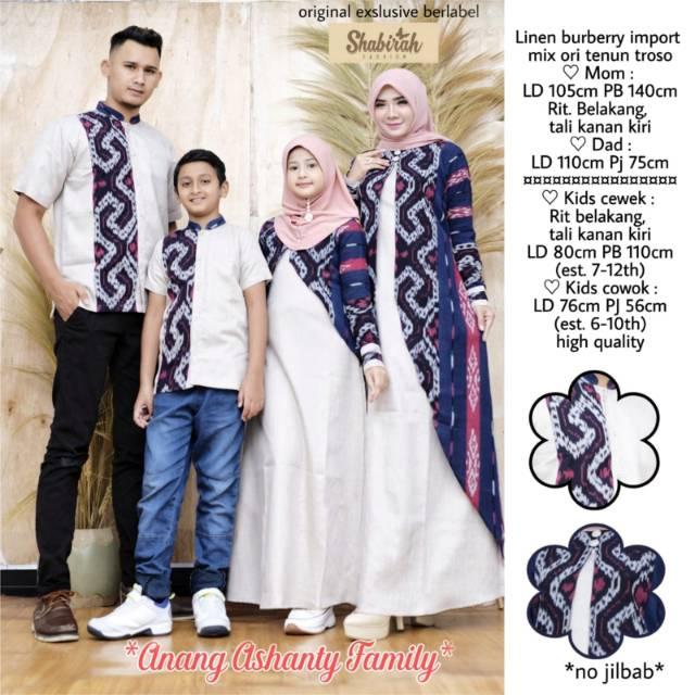 Batik Couple Anang Ashanty Family Tenun Jepara Shopee Indonesia