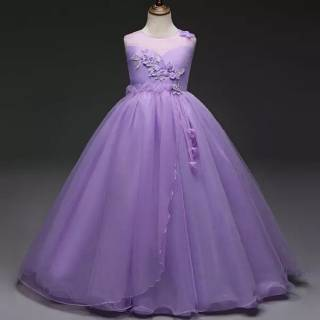 Dress Tutu Gaun Anak Dress Ultah