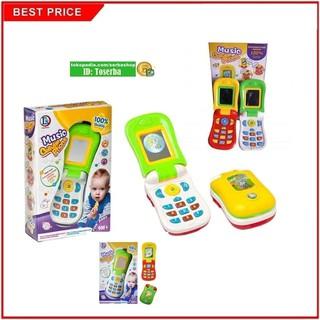 Mainan Handphone Hp Barbie Tekuk Tw Shopee Indonesia