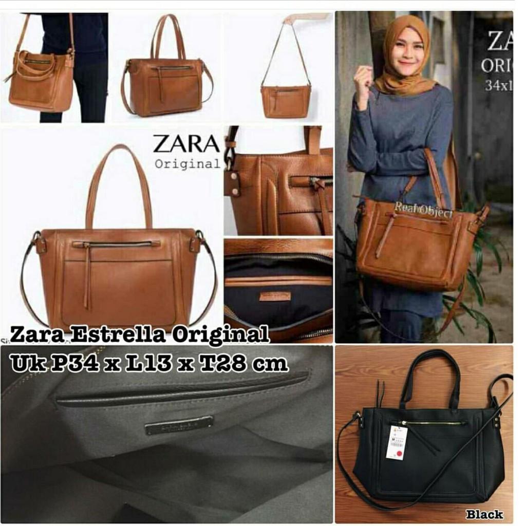 Promo Tas Wanita Zr Zara Estrella Original Ori Harga Murah Best Seller Diskon Sale Obral Modis New Shopee Indonesia