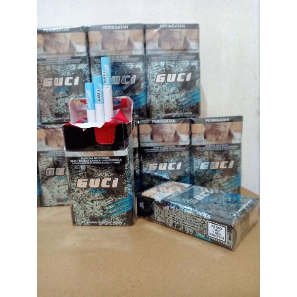 giok GICO black & GUCI black