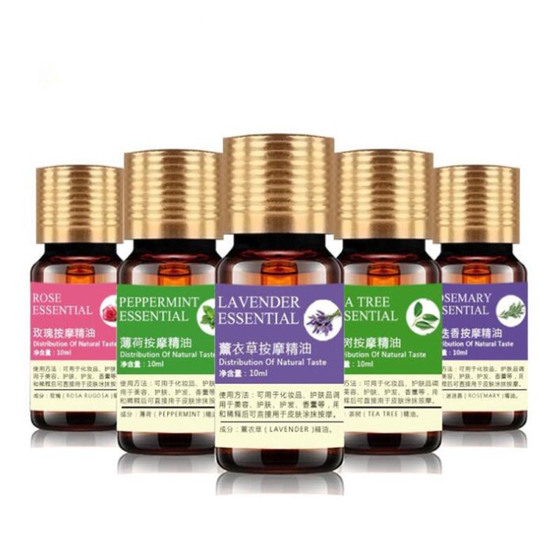 Minyak Esensial Aromaterapi Esensial Alami 100% Murni 10ml | Shopee Indonesia