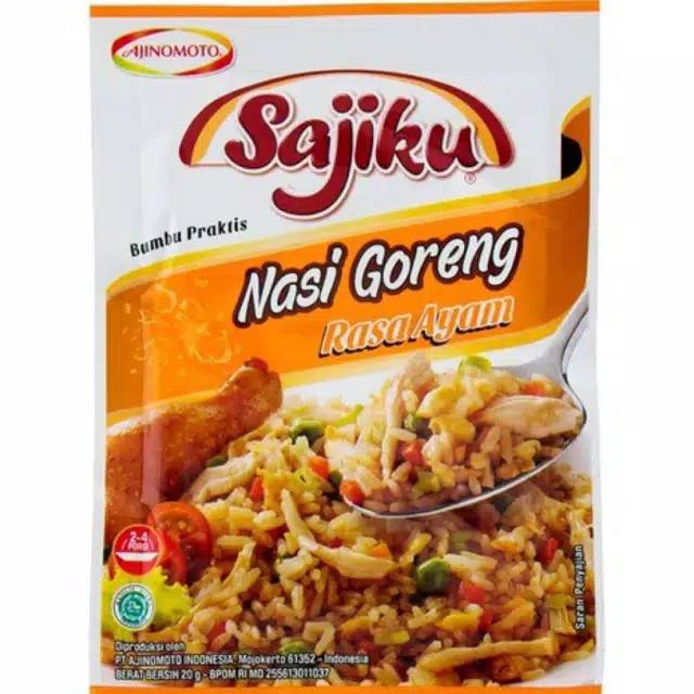 Sajiku Nasi Goreng Ayam Shopee Indonesia