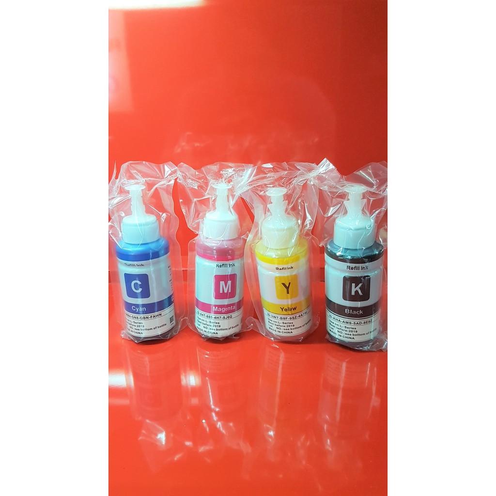 Tinta Epson T664 L Series L100 L110 L120 L200 L210 L220 L300l310l350 Printer Original 664 T6641 T6642 T6643 T6644 120 210 360 455 565 1300 L355l360l365l380l385l485 Shopee Indonesia