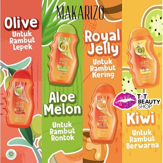 Makarizo Hair Energy Fibertherapy Conditioning Shampoo 170ml   330ml-1