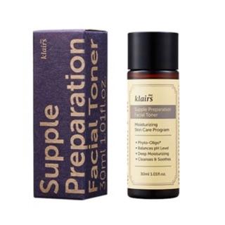 klairs supple preparation facial toner 30ml unscented toner 30ml thumbnail