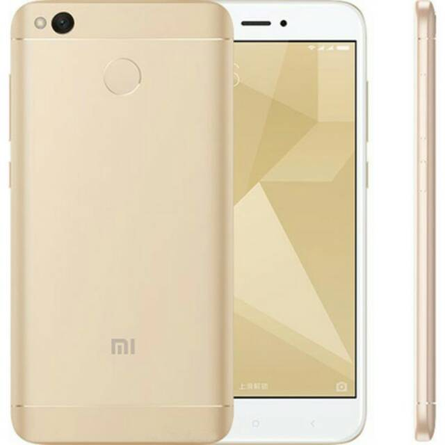 Redmi 4x Prime Ram 3 Gb Internal 32 Gb Rom Global Stable Gold ...